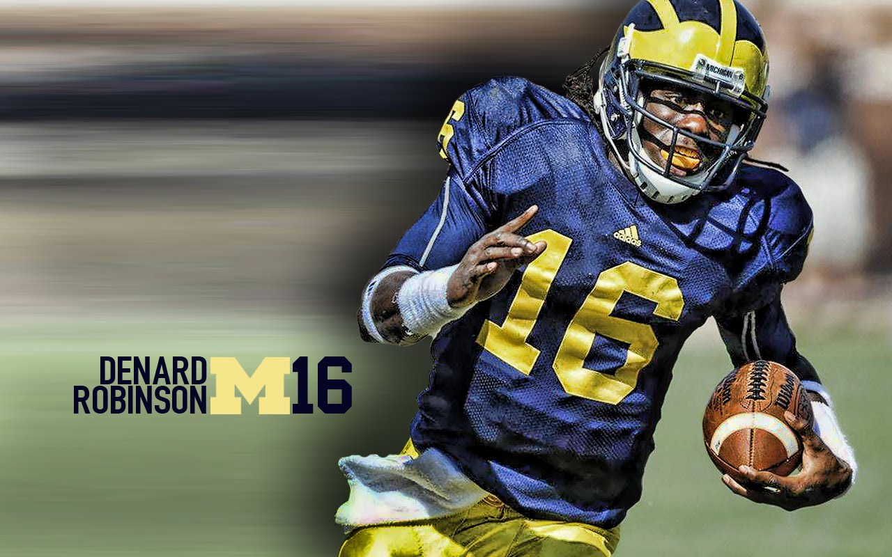 Michigan Wolverines Football Wallpaper Collection 1280x800