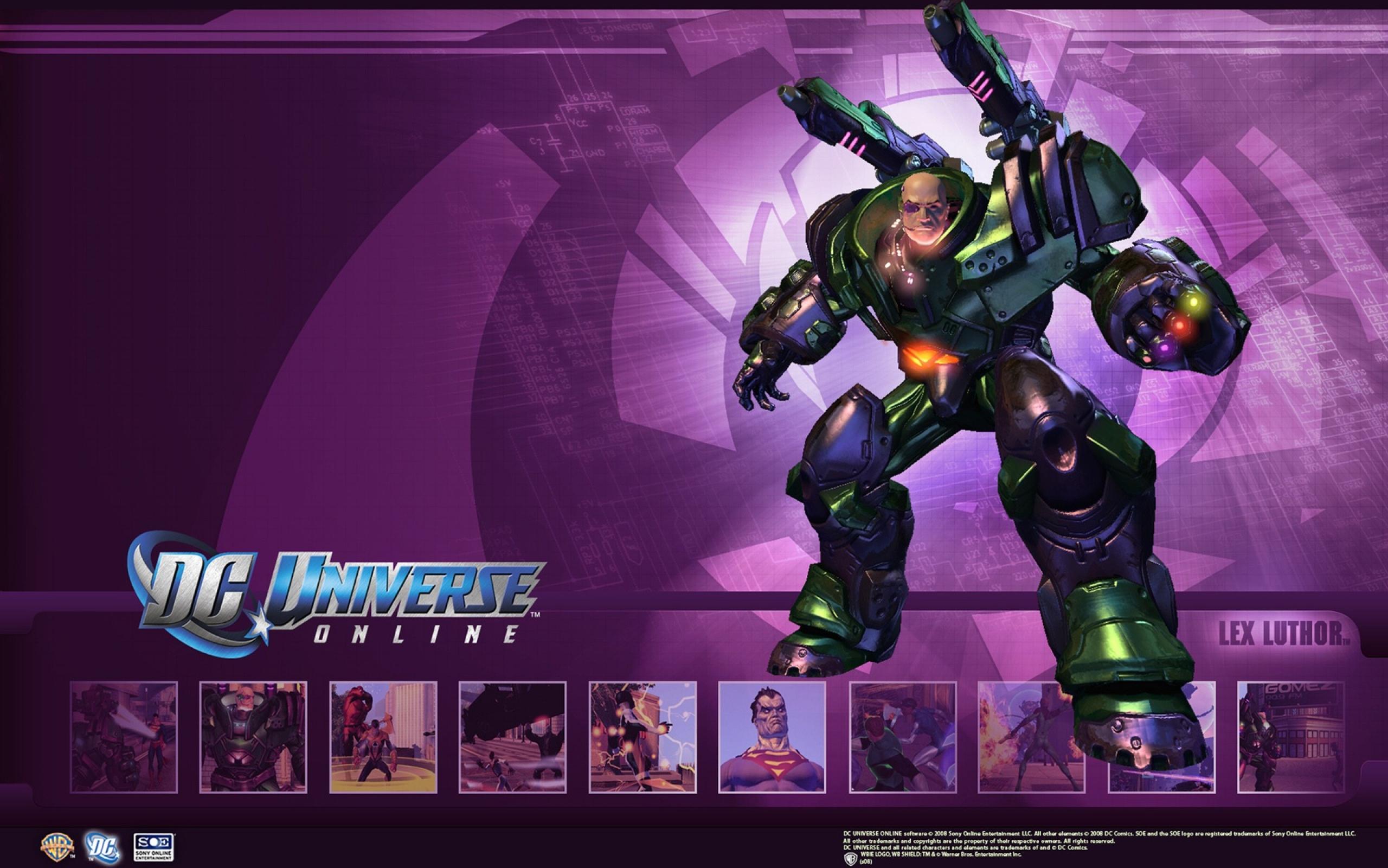 DC Universe Online wallpapers DC Universe Online stock photos 2560x1600