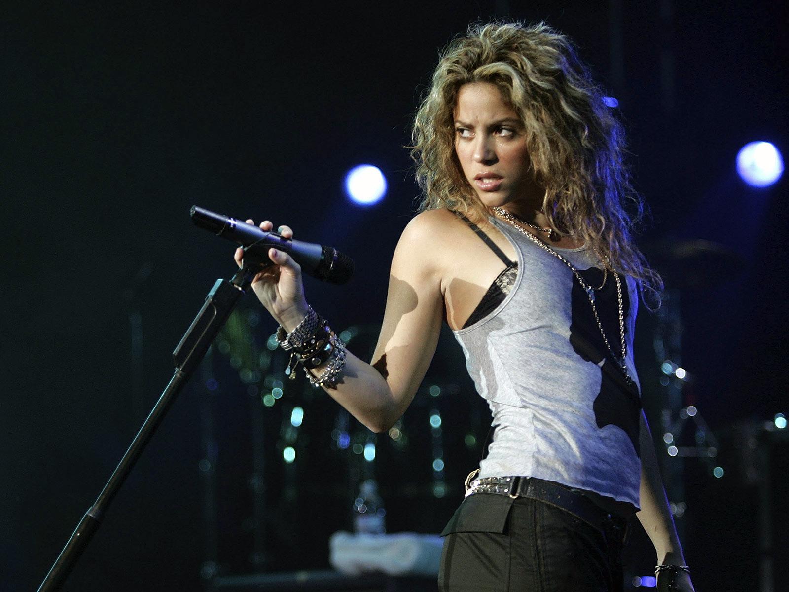 Photos Shakira Music 1600x1200