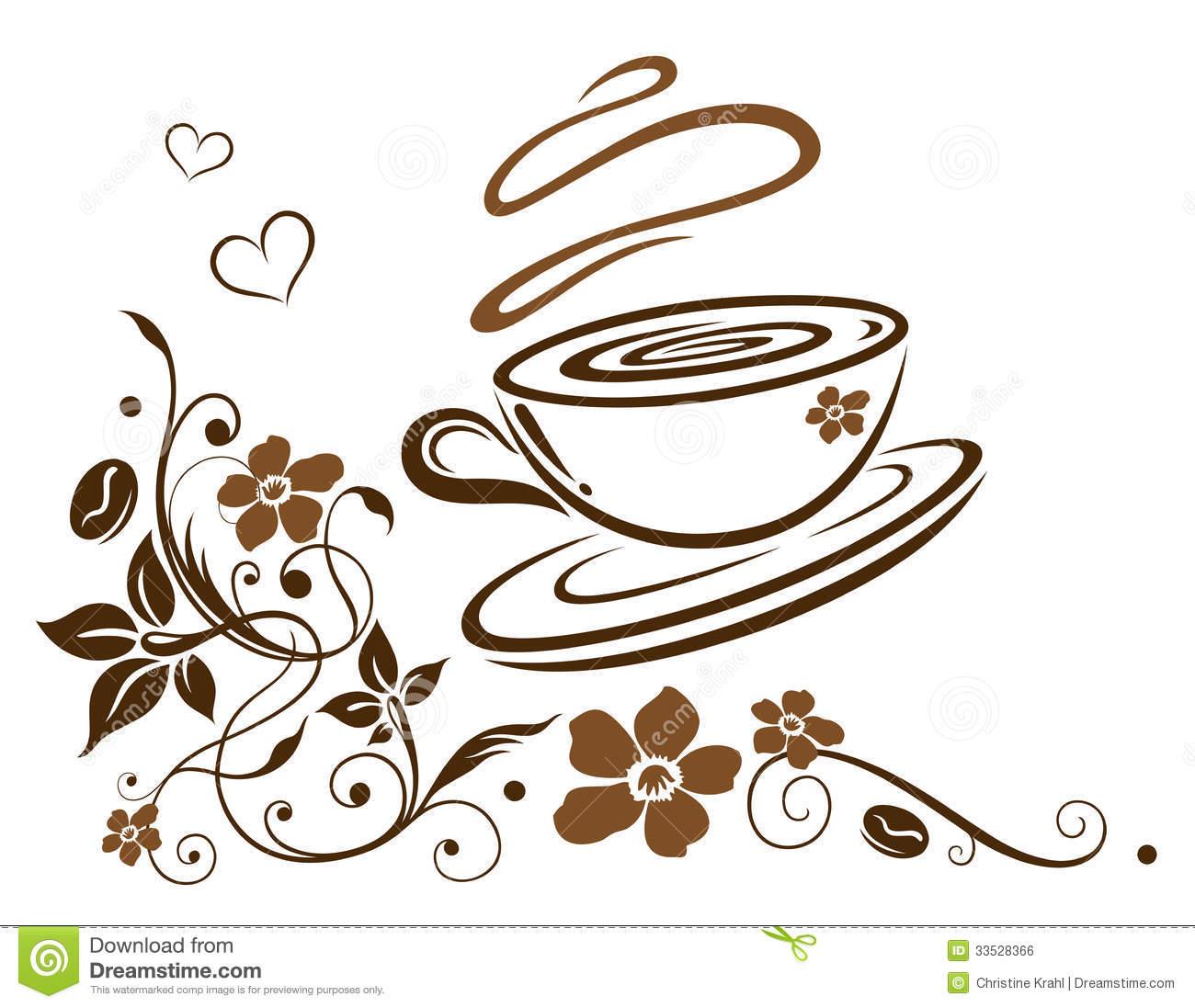 44+ Tea Cup Wallpaper Border on WallpaperSafari