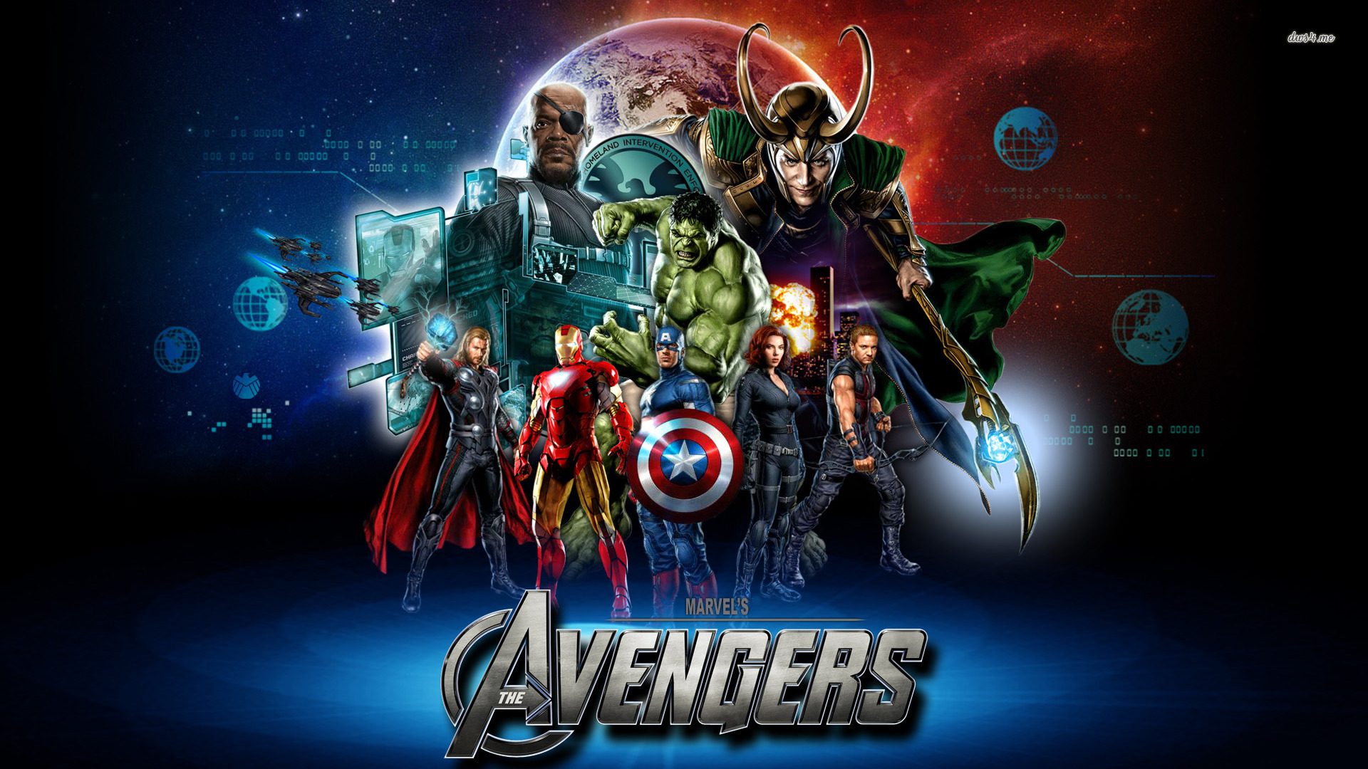 The Avengers wallpaper   Movie wallpapers   4264 1920x1080