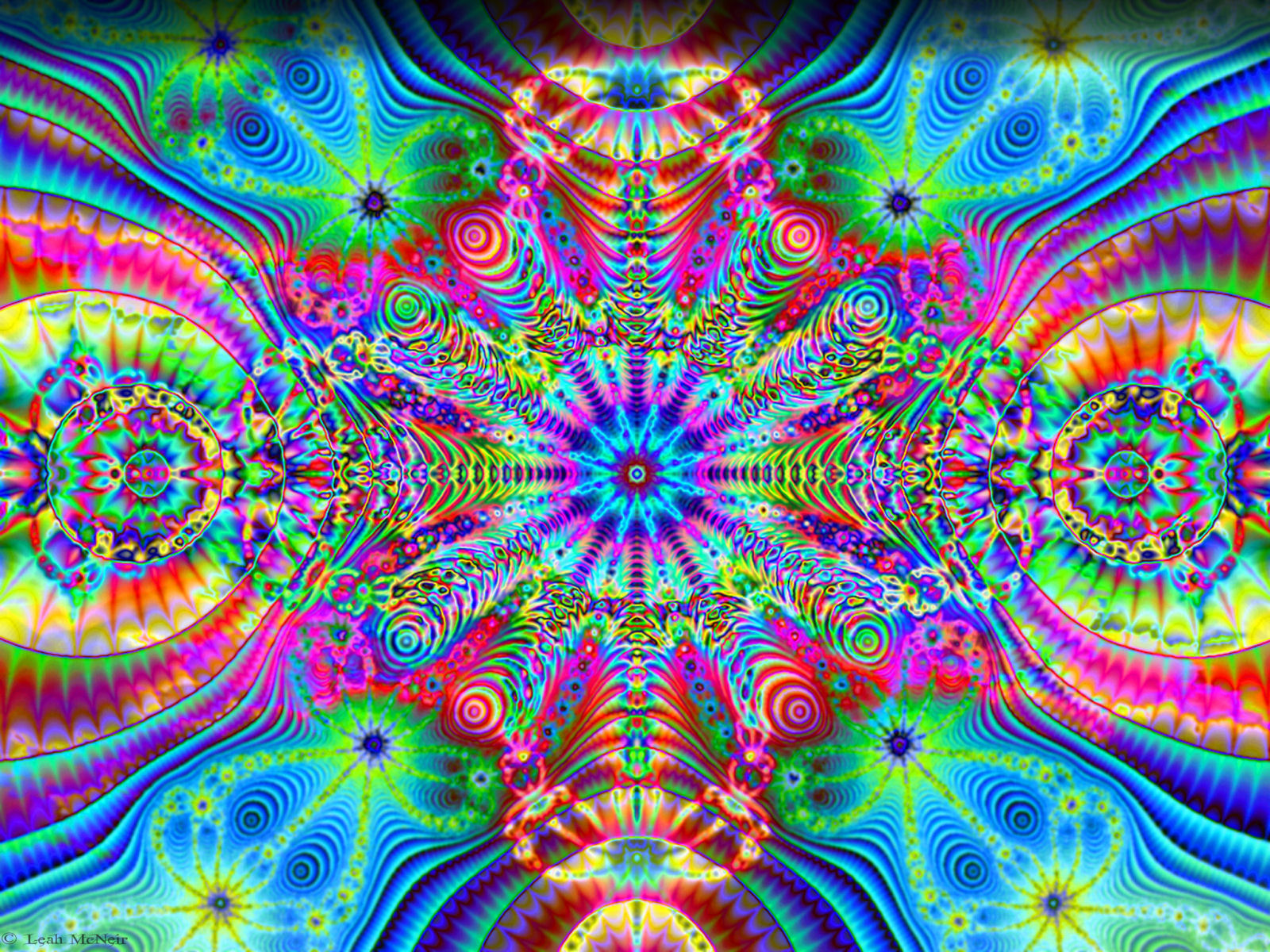 Acid Trip HD Wallpaper 1600x1200