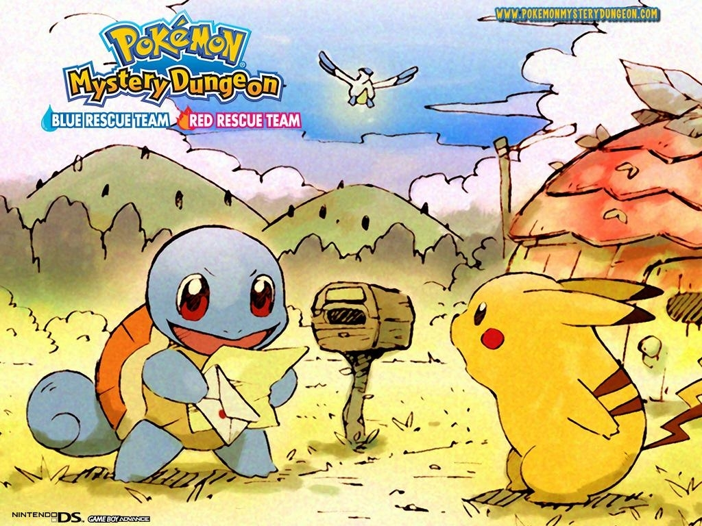 PMD   Pokemon Mystery Dungeon Photo 14626338 1024x768