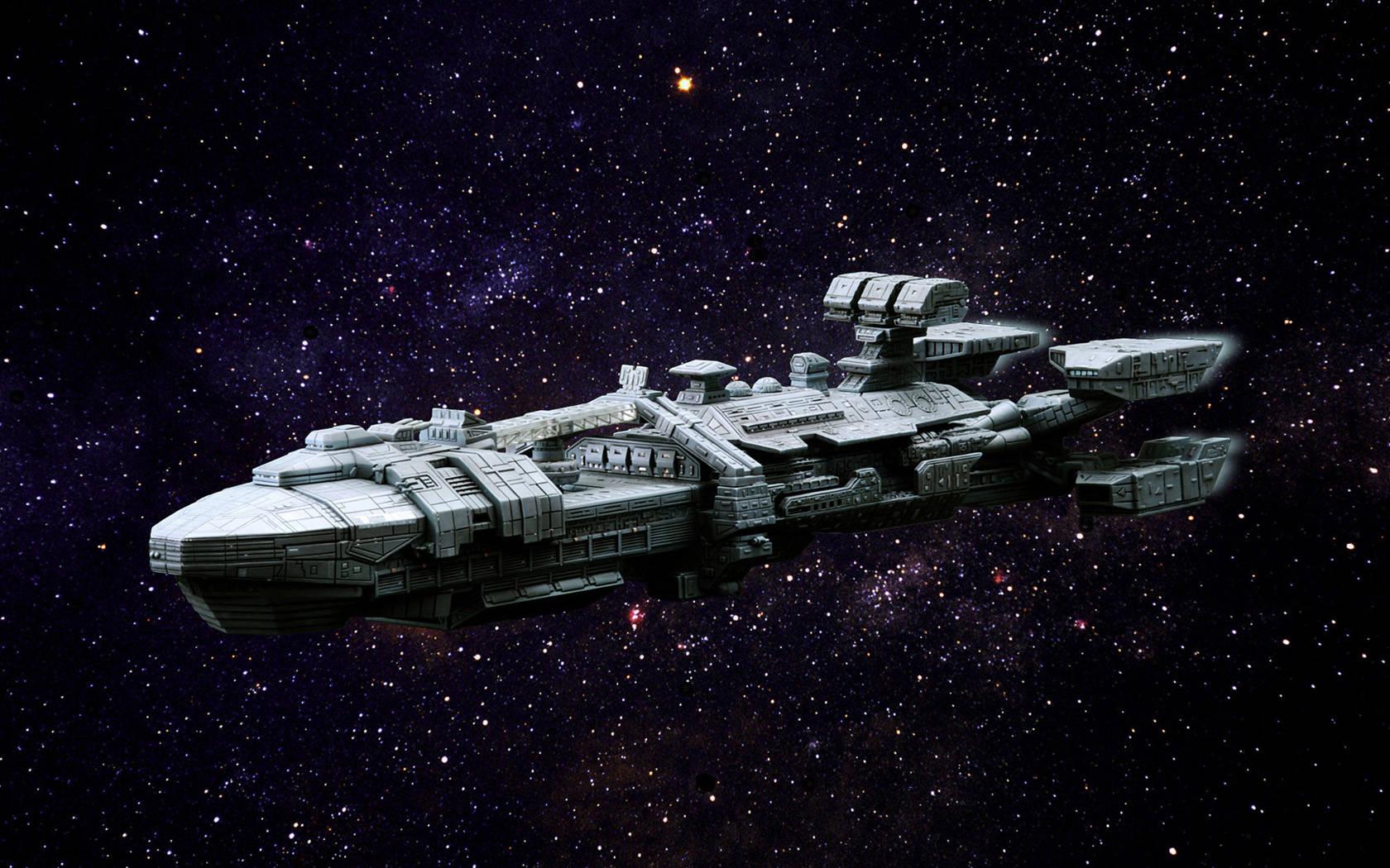 Starship Wallpaper 1680x1050