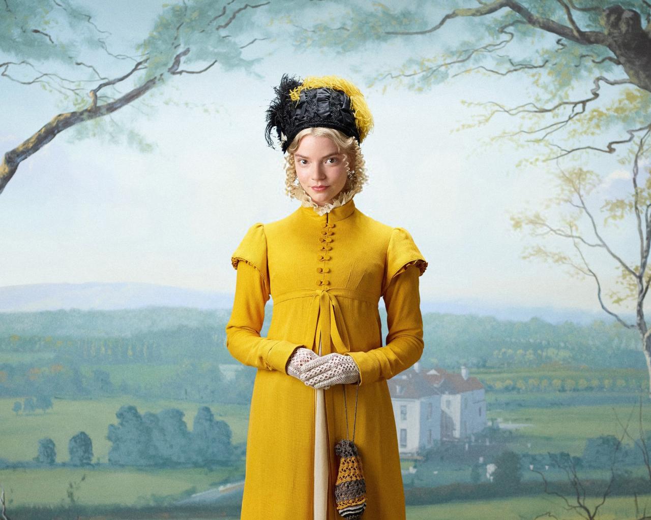 1280x1024 Emma 2020 Movie 1280x1024 Resolution Wallpaper HD 1280x1024