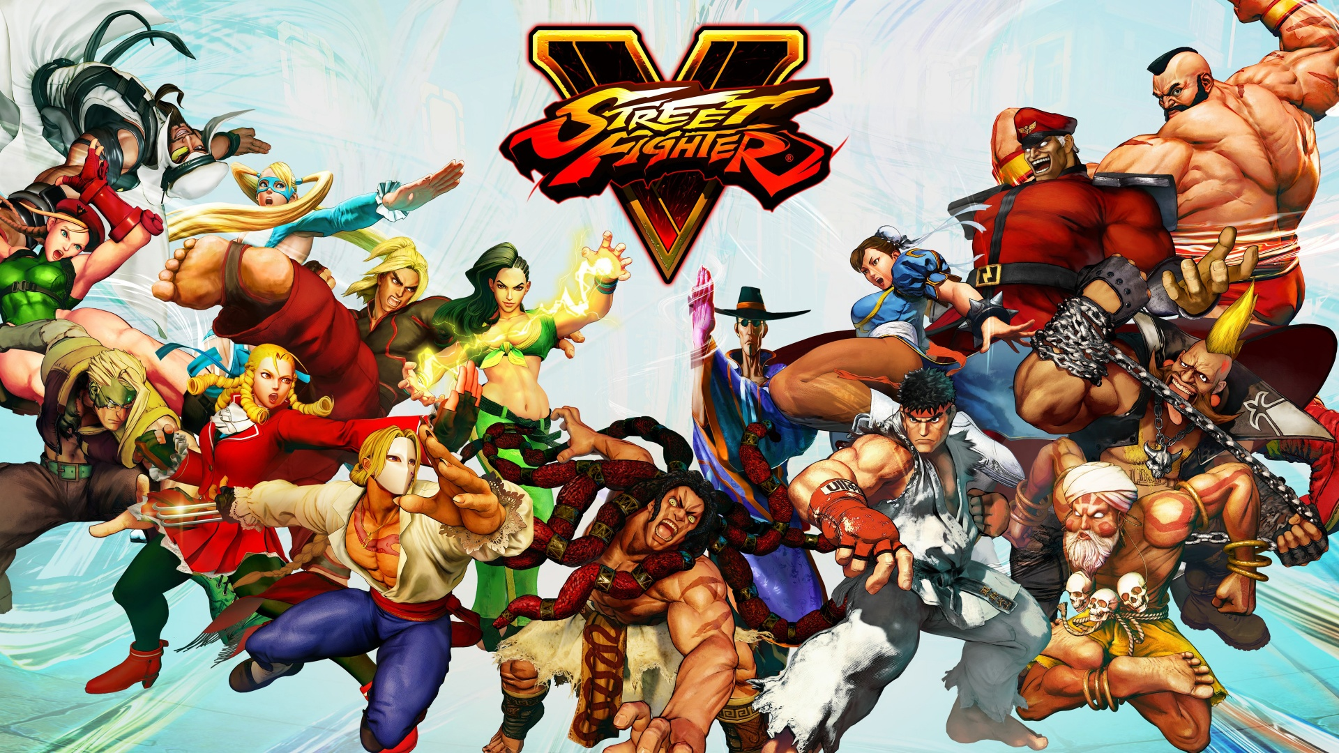 Street Fighter Hd Wallpaper Wallpapersafari