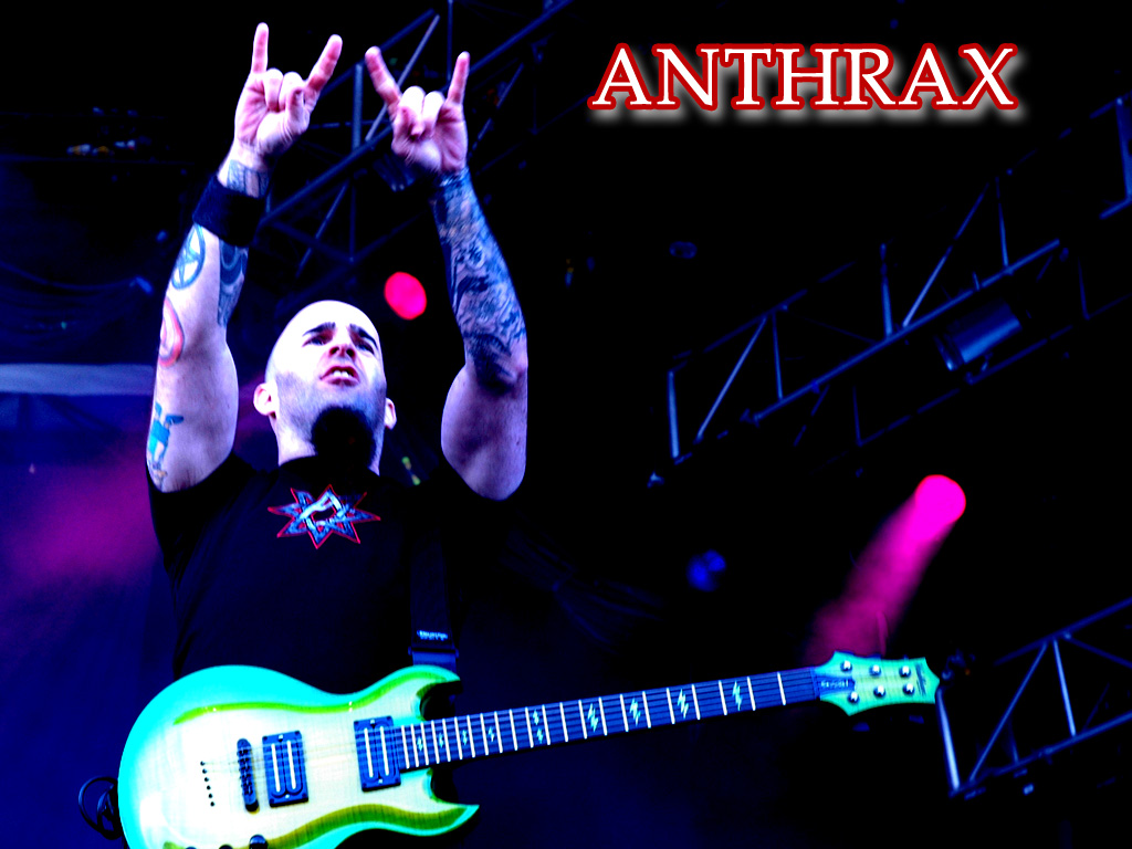 nelena rockgod Anthrax Wallpapers 1024x768