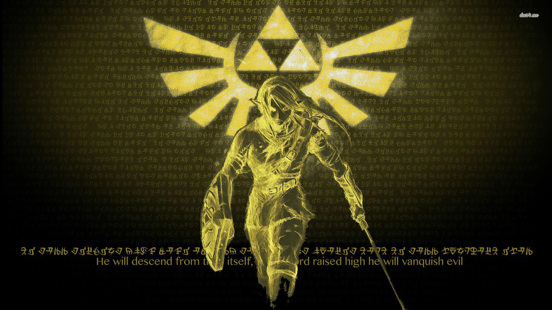 The Legend of Zelda wallpaper 1280x800 The Legend of Zelda wallpaper 1920x1080
