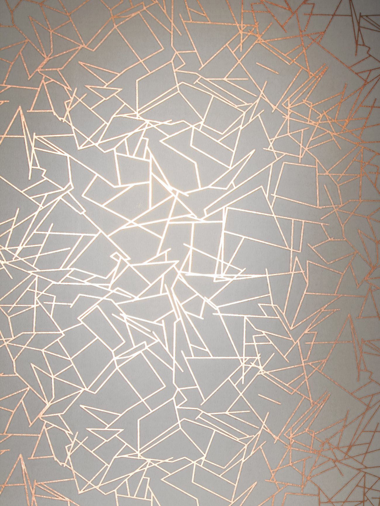 Angles Wallpaper   Copper Rose White Monument Interiors 1300x1731