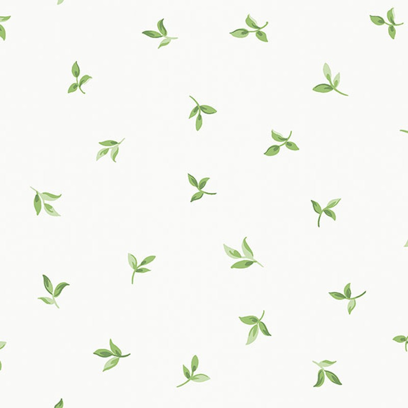 Wallpaper Small Prints Leaves Mini Print Wallpaper 800x800