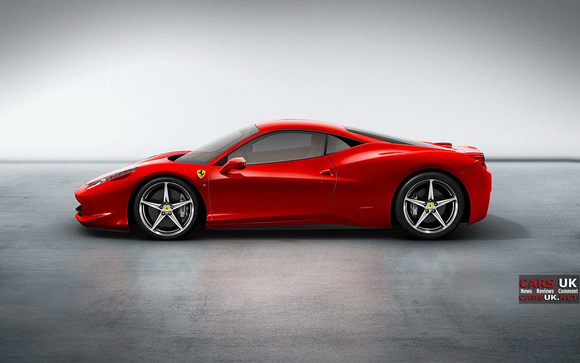 Ferrari 458 Italia Wallpaper 1920x1200