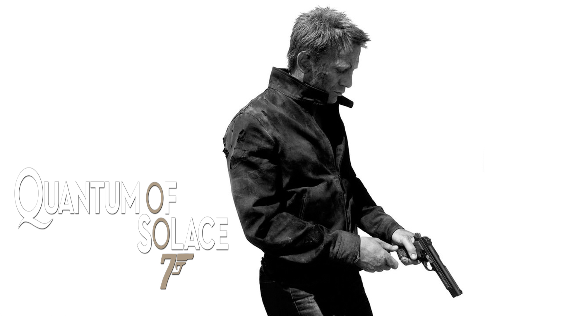 James Bond 007 Quantum of Solace HD Wallpaper Background Image 1920x1080