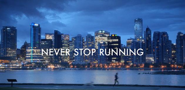 Nike Running Desktop Wallpaper