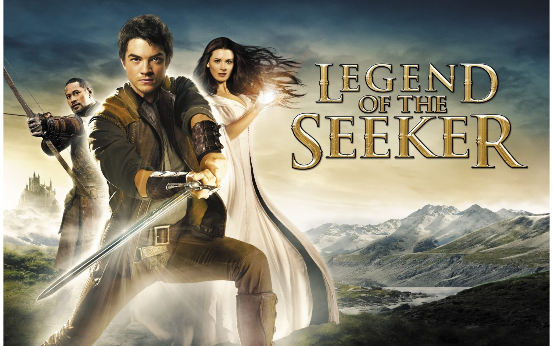 Legend Of The Seeker Wallpapers   1920x1200   650228 1920x1200