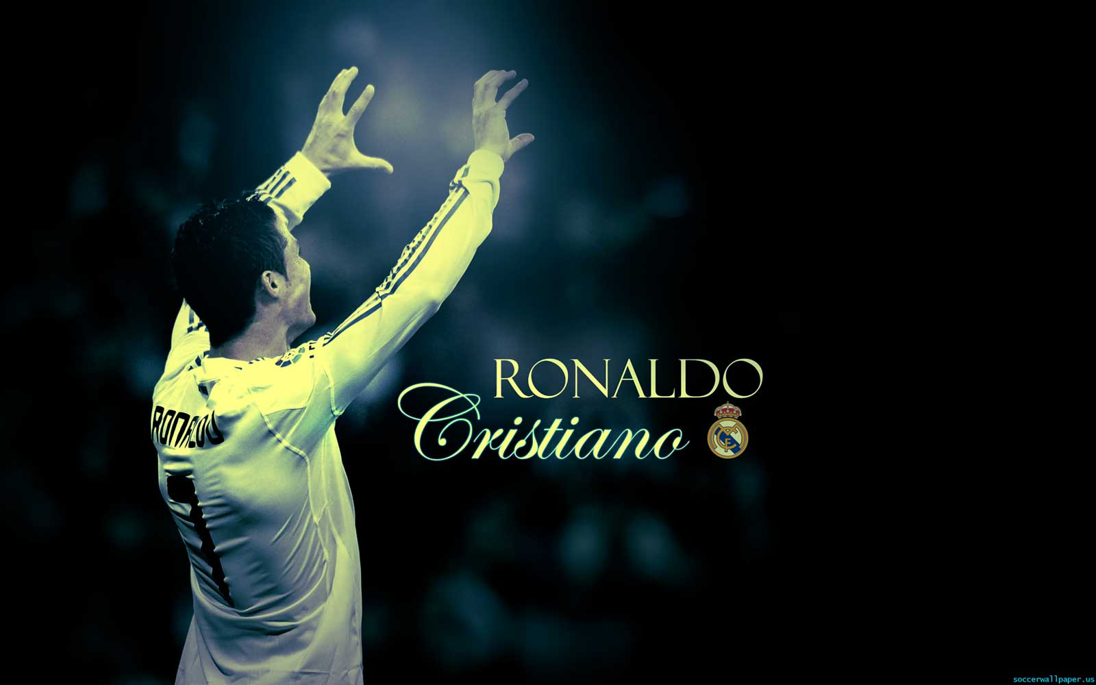 Cristiano Ronaldo Real Madrid Wallpaper HD 2014 3 1600x1000