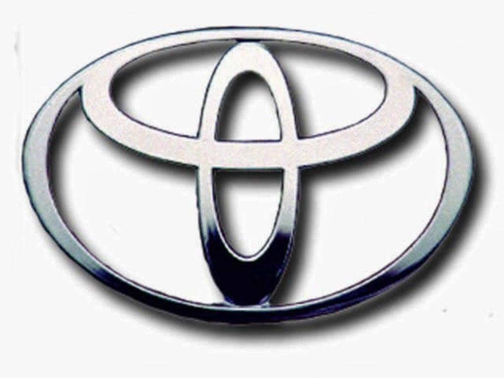 Toyota Logo Wallpaper Wallpapersafari