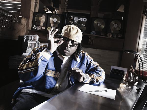 west coast rappers wallpaper E 40   urbannation 600x450