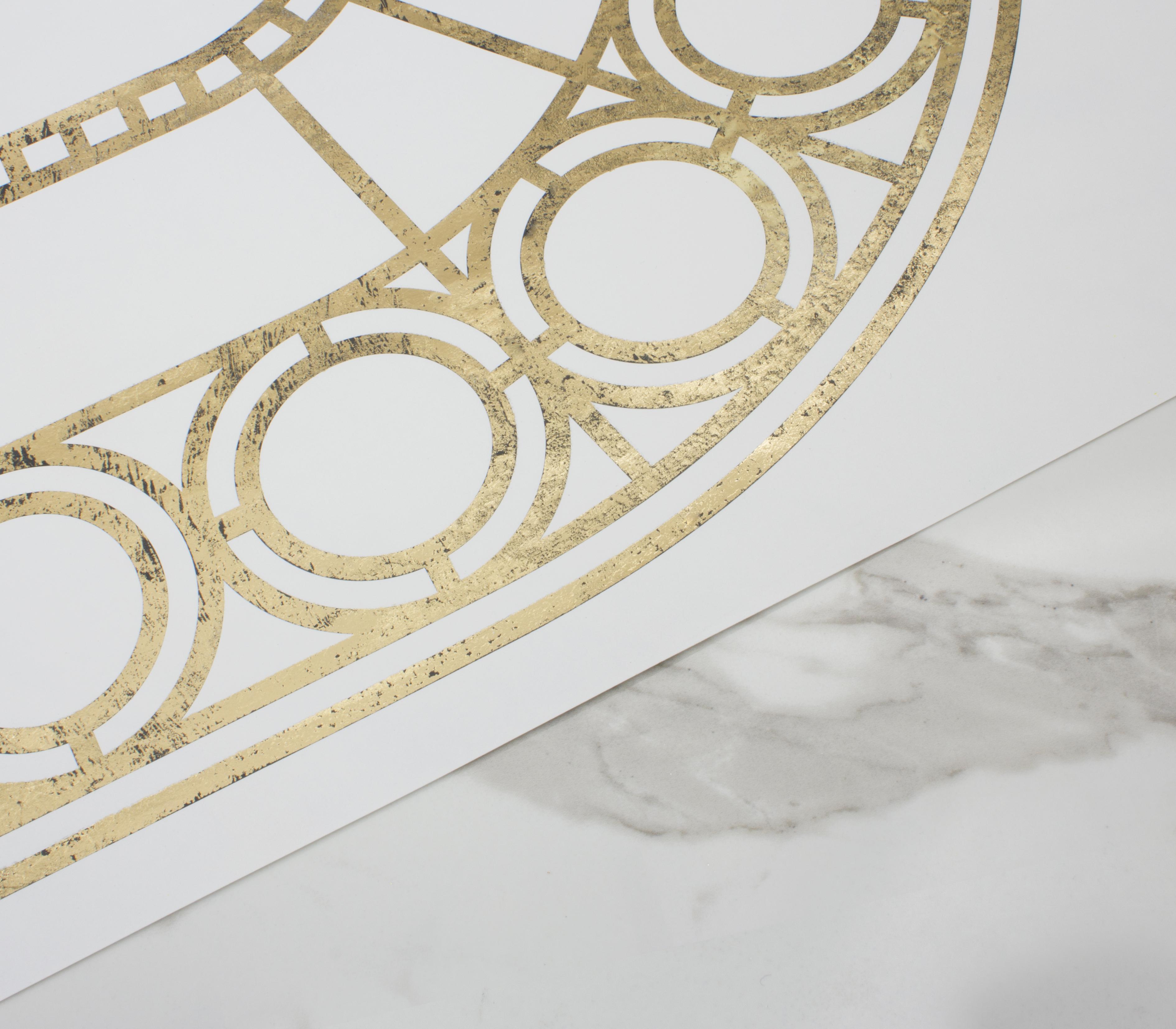 PALLADIAN WALLPAPER GOLD CUSTHOM Shop 3780x3307