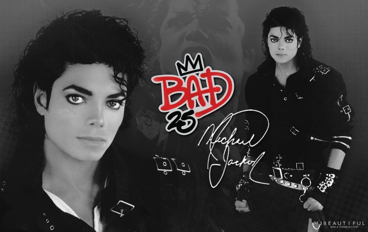 Michael jackson bad wallpapers wallpapersafari - Bad wallpaper ...
