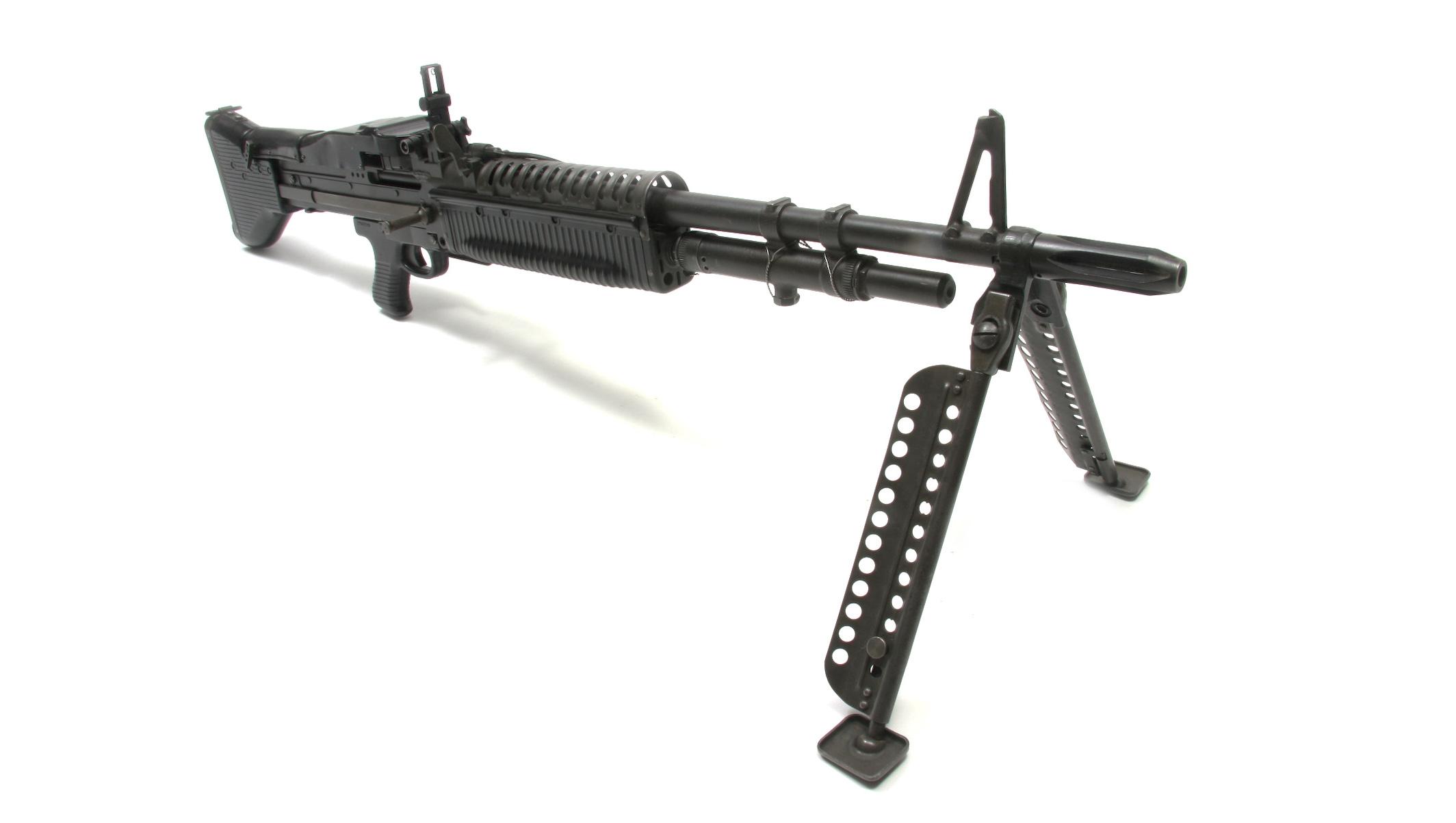 M60 MACHINE GUN military rifle weapon g wallpaper background 2128x1202