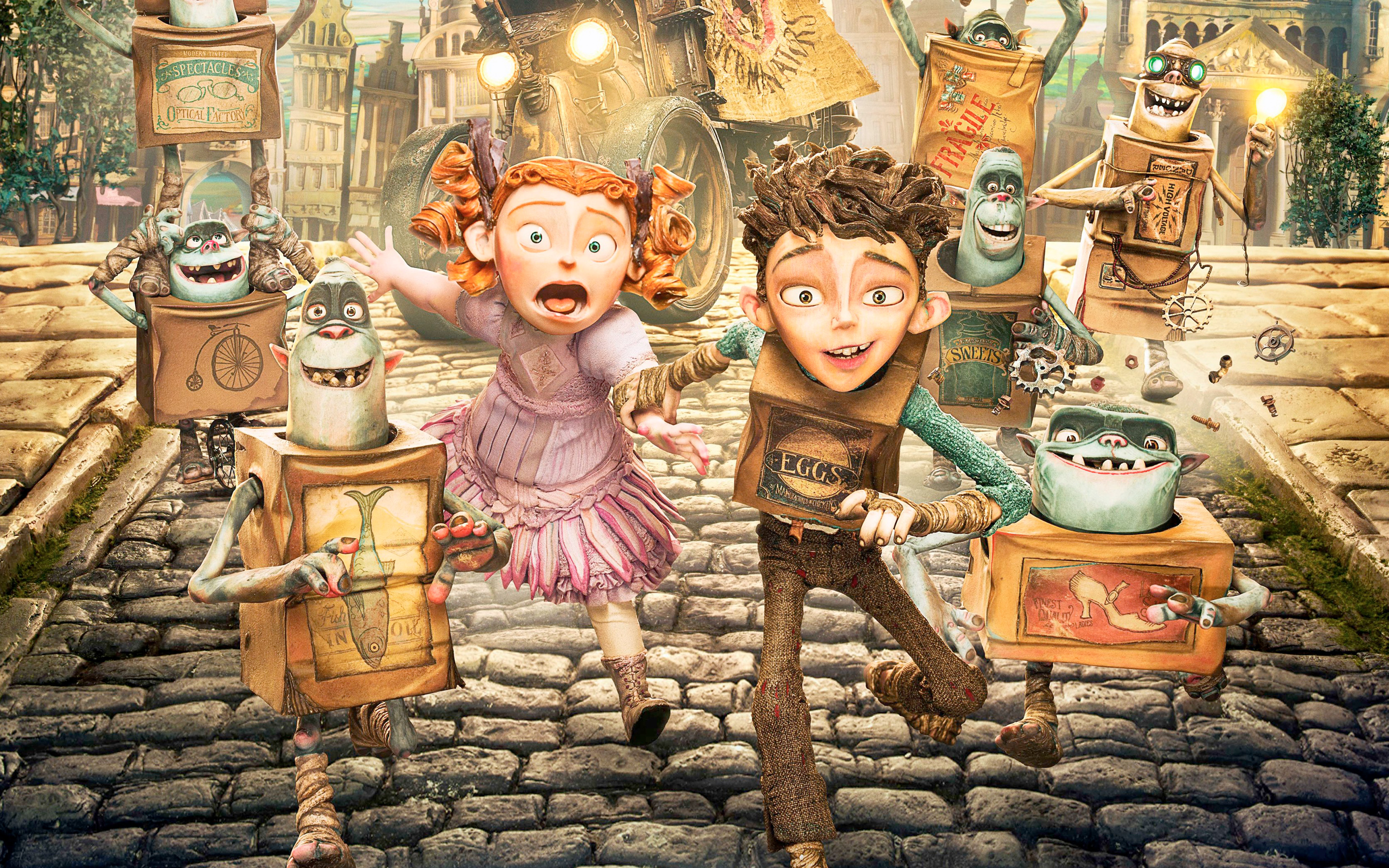 The Boxtrolls Wallpapers and Background Images   stmednet 2880x1800
