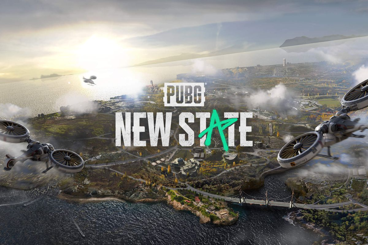 PUBG New State is a futuristic new battle royale game for Android 1200x800