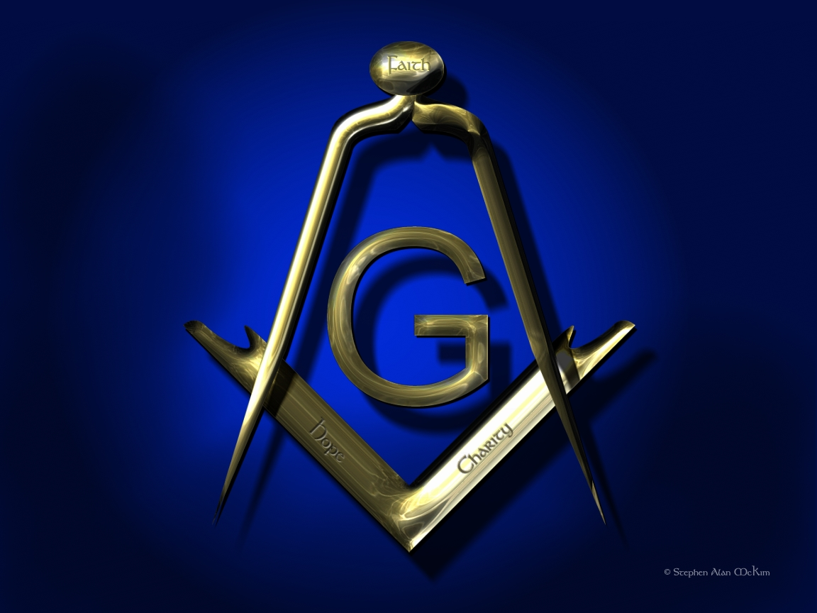 Wallpapers Masonic 1152x864