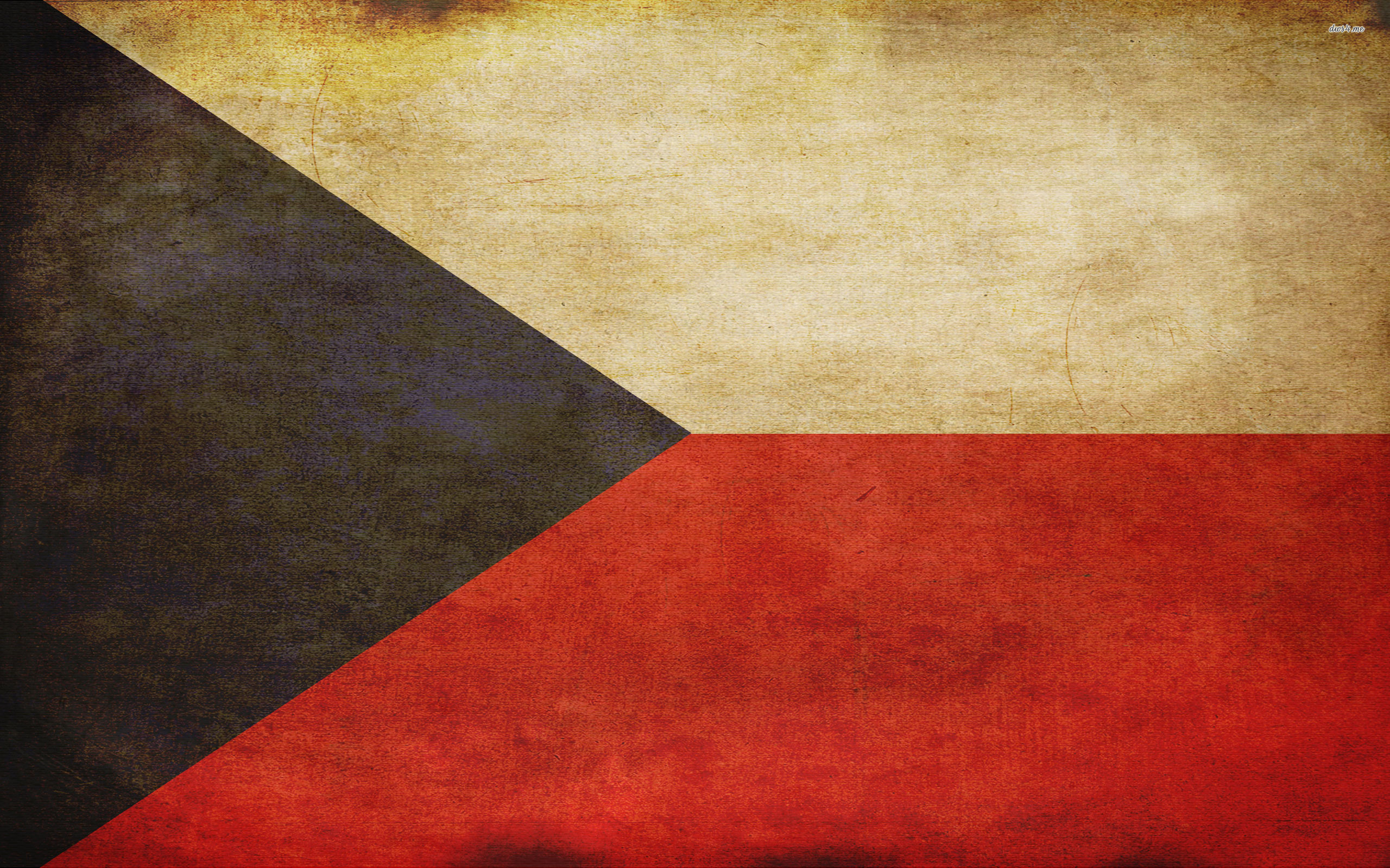 Czech Republic flag wallpaper   Digital Art wallpapers   9233 2560x1600