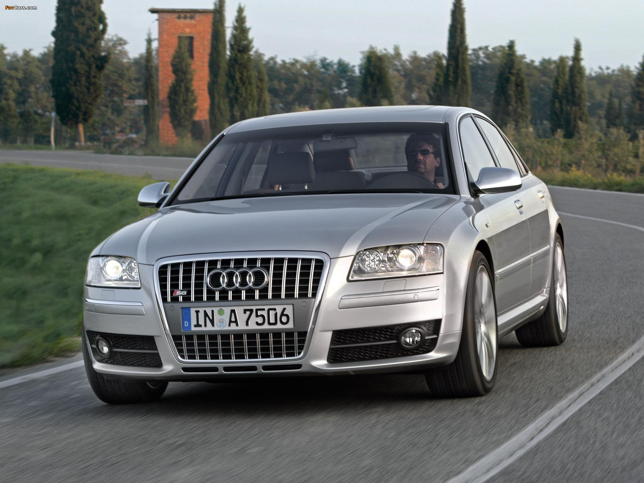 Audi S8 D3 200508 wallpapers 2048x1536 2048x1536