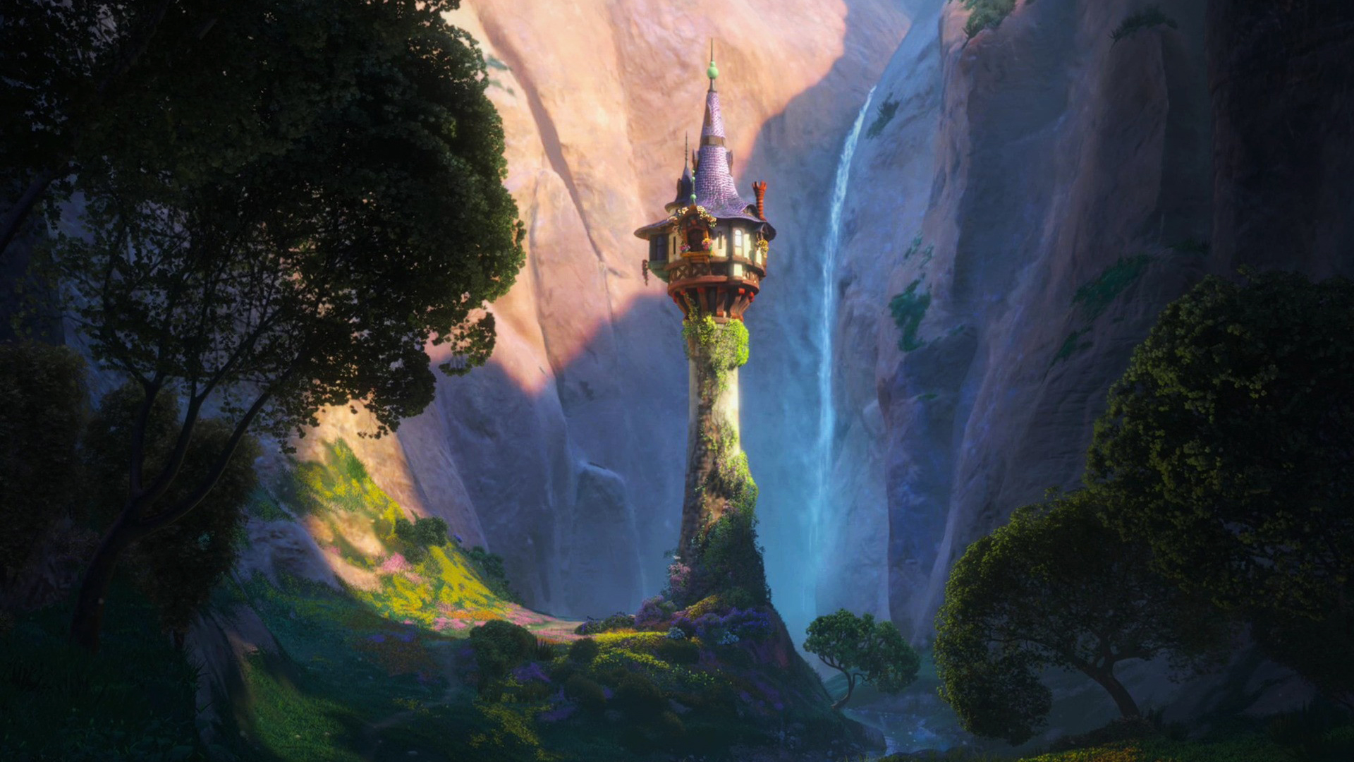 Tangled HD wallpaper 1920x1080 3   hebusorg   High Definition 1920x1080