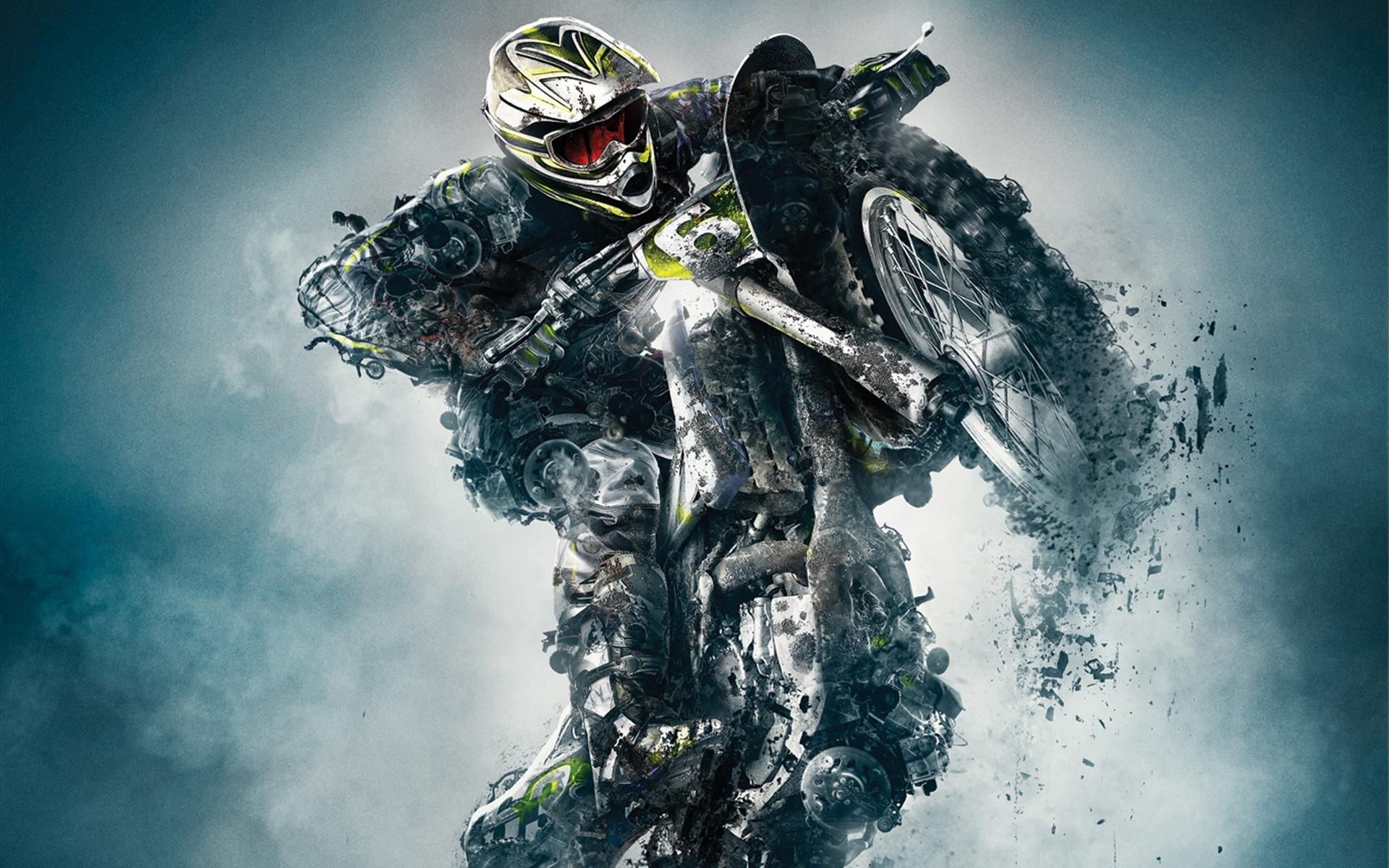 Motocross Wallpaper 32 Motocross Wallpapers ID55RX 1920x1200