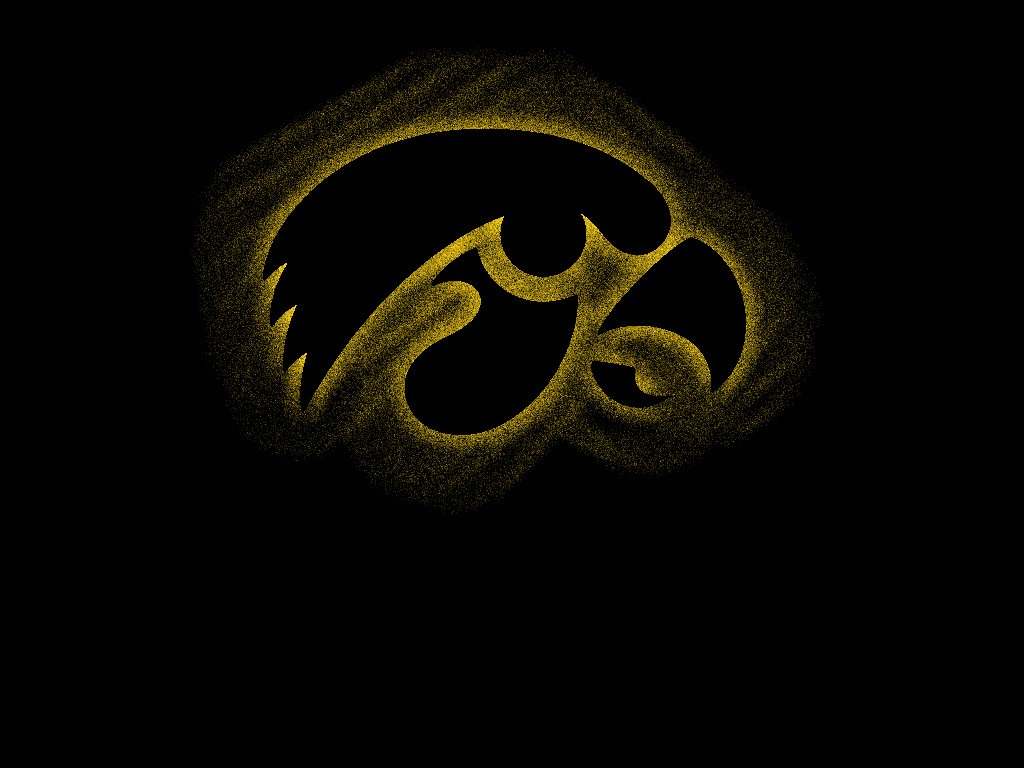 Iowa Hawkeyes Desktop Wallpaper Spray Paint Flickr   Photo Sharing 1024x768