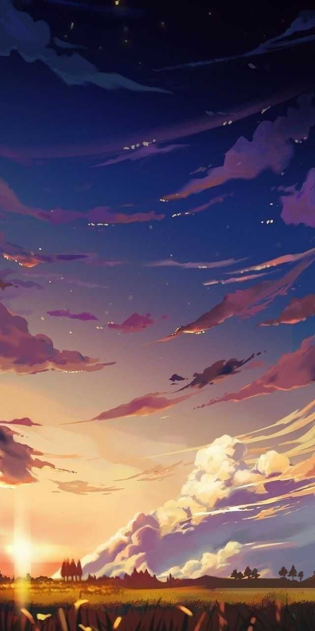 Imgur Post   Imgur Anime scenery wallpaper Scenery wallpaper 640x1280