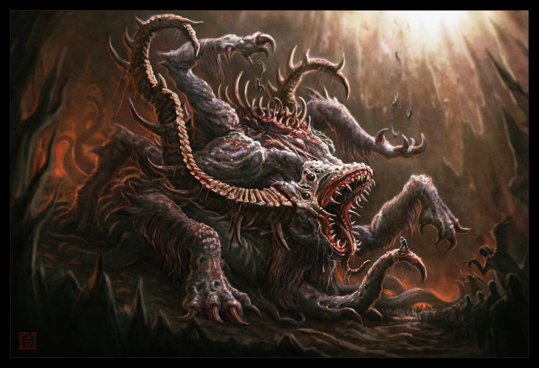 Free Download Gates Of Hell Wallpaper Gates Of Hell By