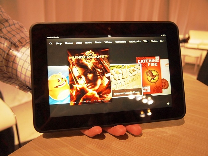 Kindle Fire ReviewKindle Fire HD 89   electronics product reviews 675x506