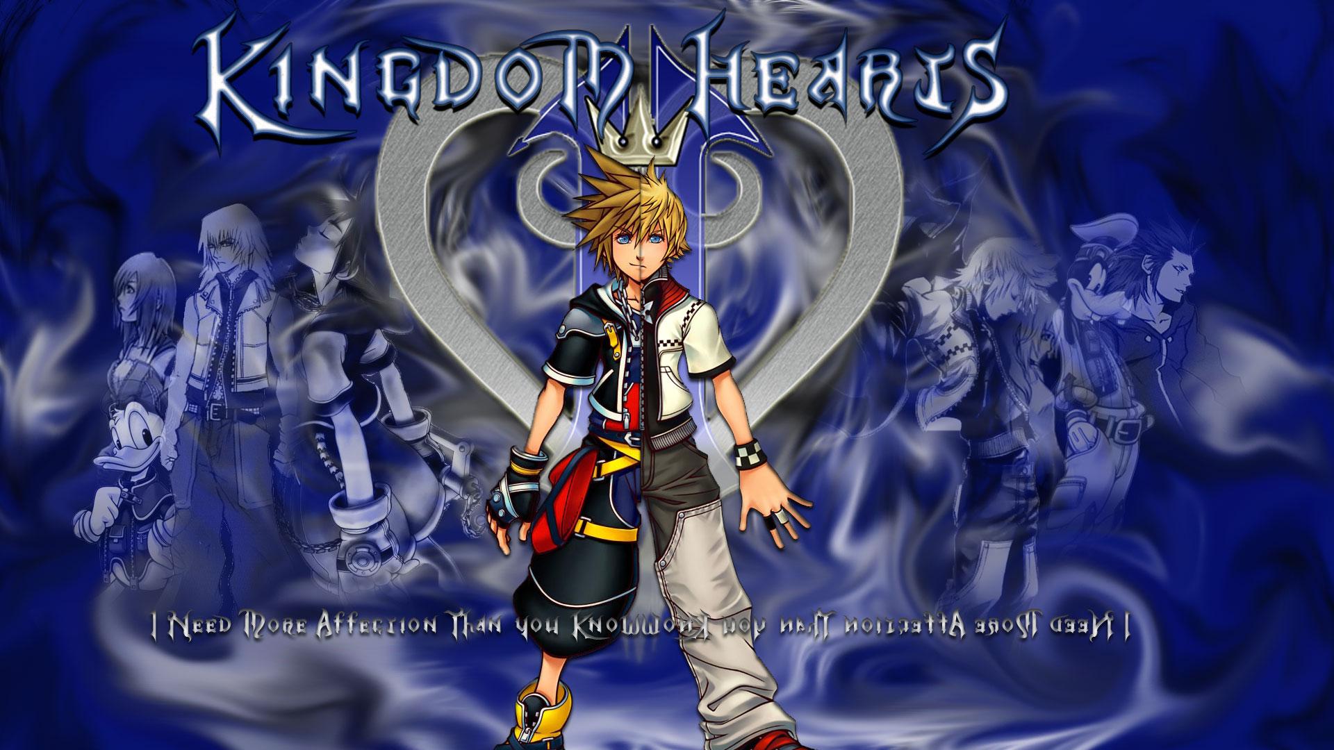 Kingdom Hearts Background wallpaper 145152 1920x1080