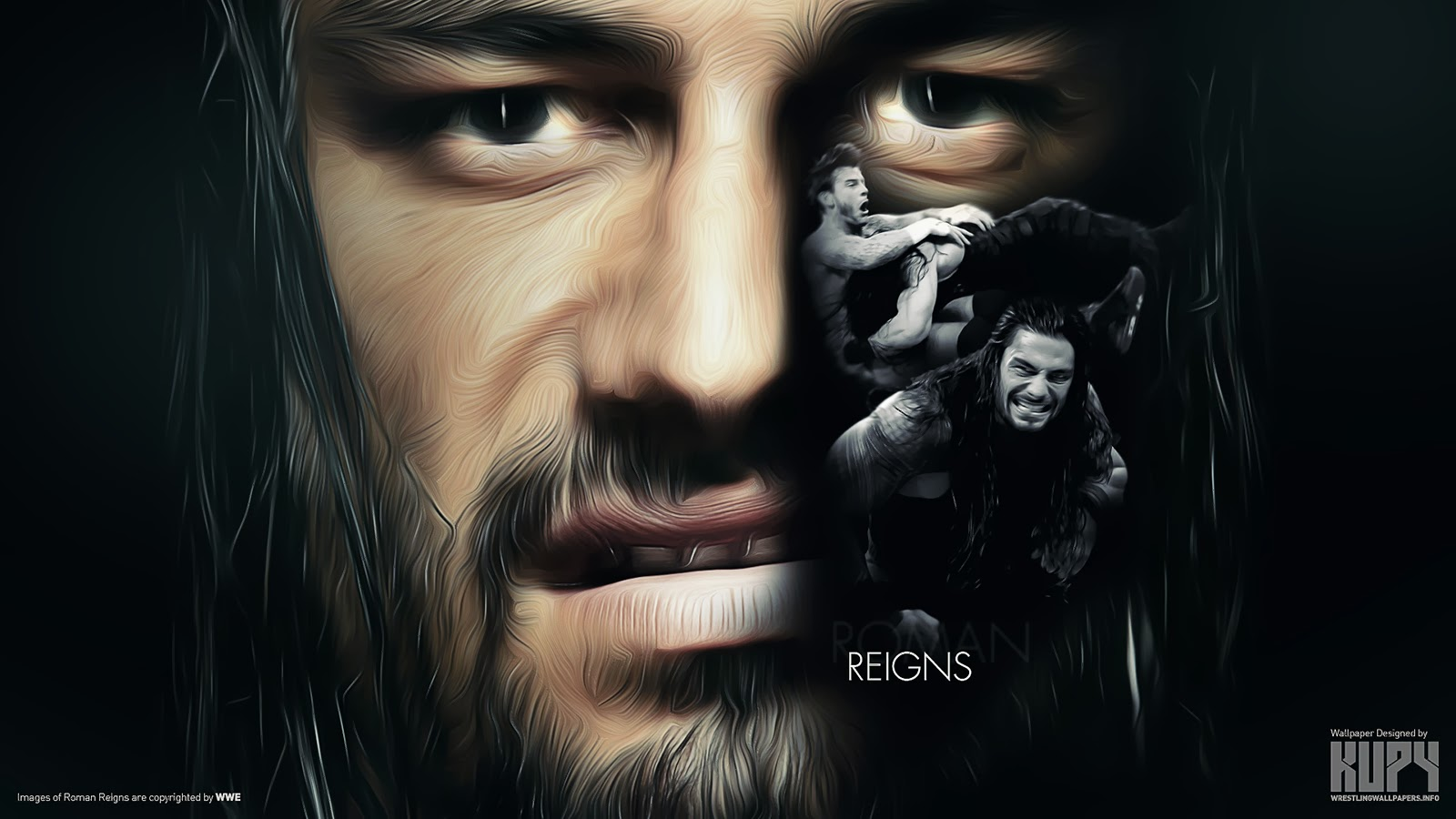 Roman Reigns 2014 Wallpapers   Wallpapers 1600x900