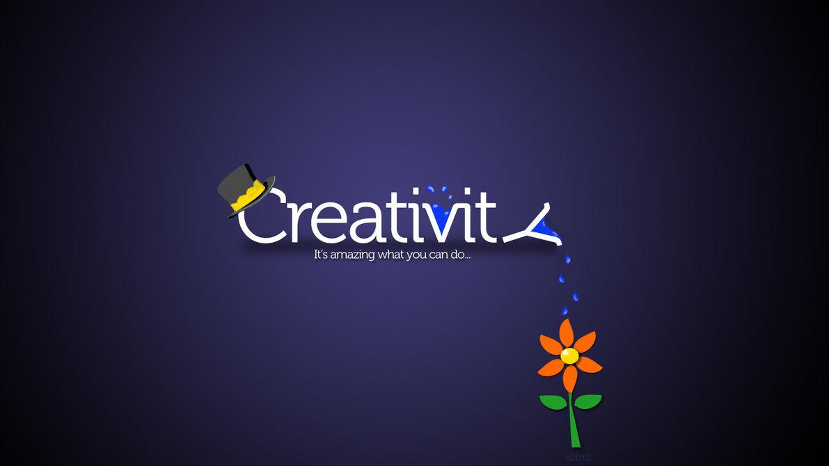 Creativity Desktop Wallpaper by PsPnSue 1191x670