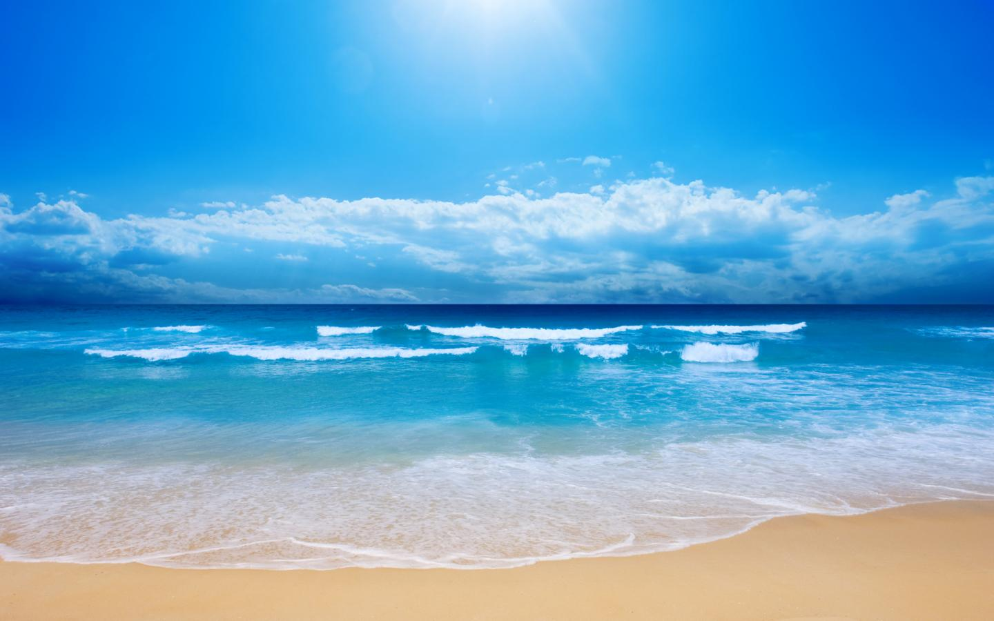 beautiful ocean   Beautiful Pictures Photo 27115524 1440x900