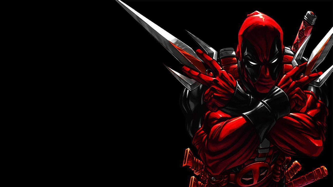 Deadpool Wallpapers HD 1366x768