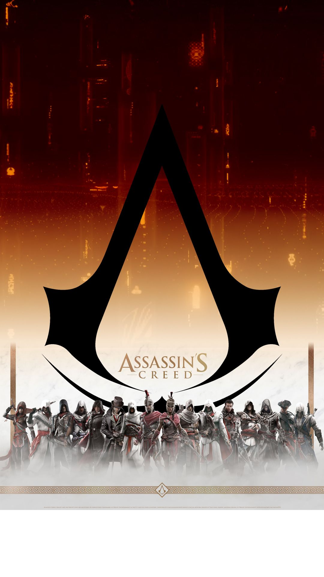 Free Download Assassinss Creed Odyssey Inspired Wallpaper For The