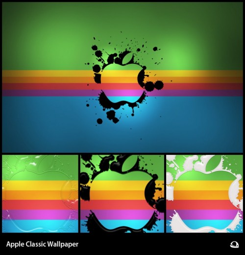 100 Elegant Apple Mac and OS X Wallpapers Creative Fan 500x519