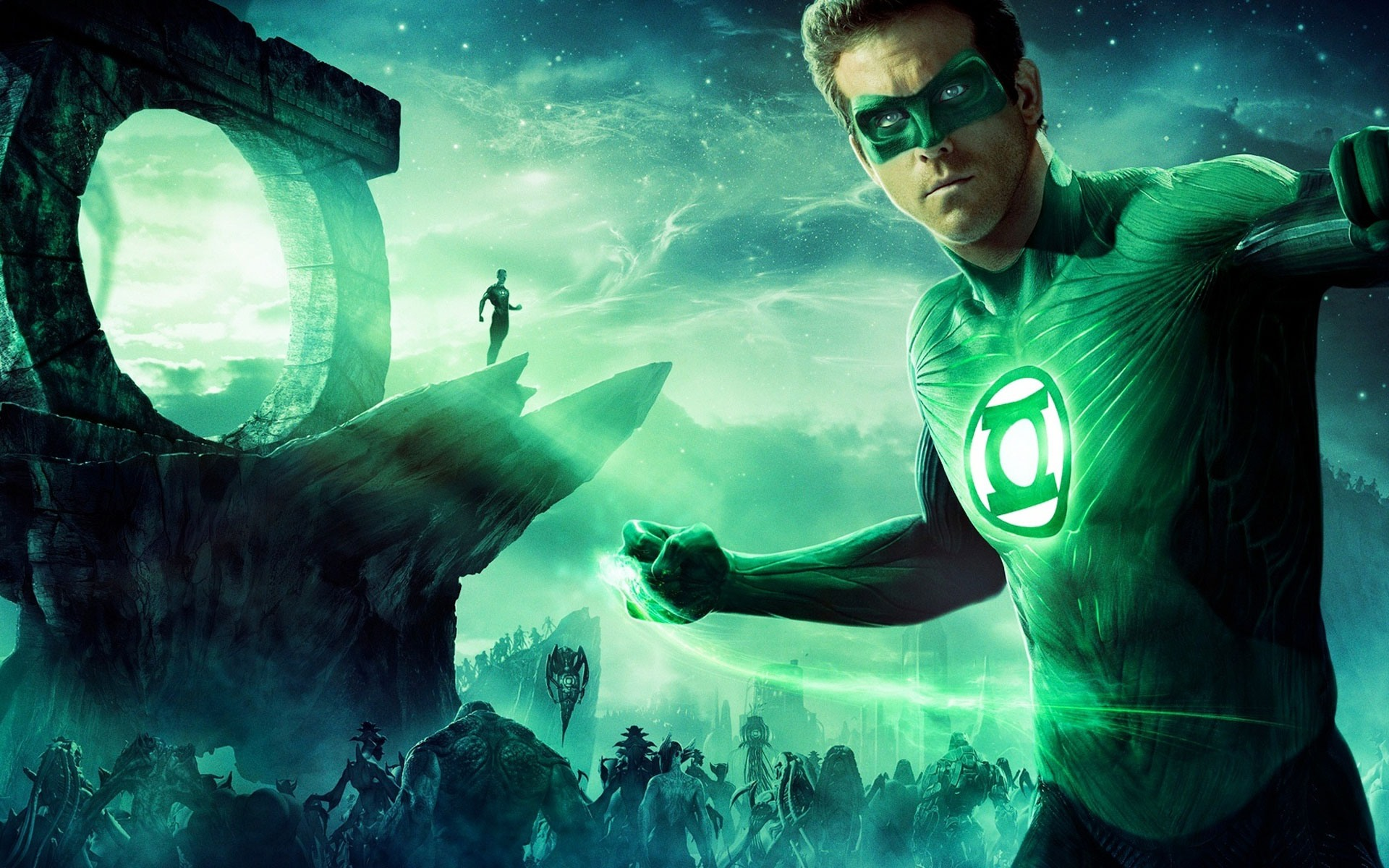 Green Lantern Wallpaper 1920x1200