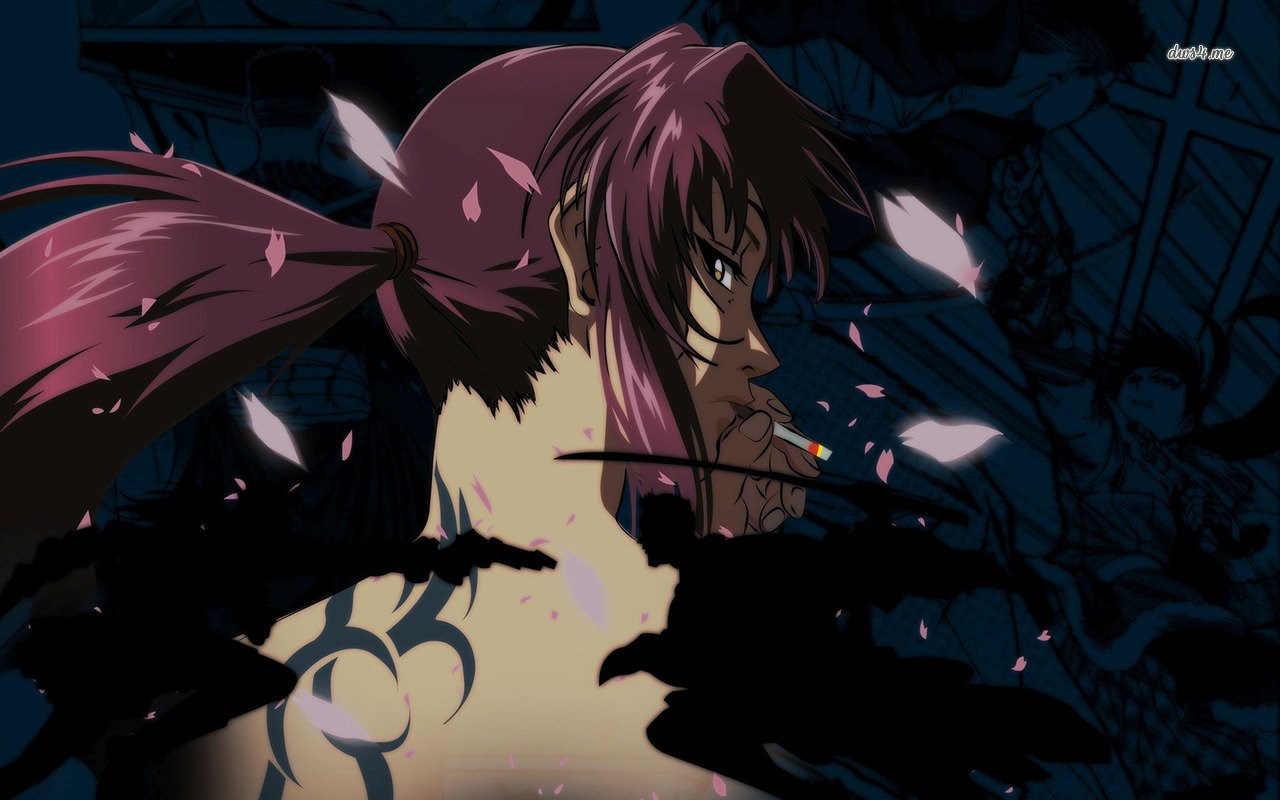 Free Download Revy Black Lagoon Wallpaper Anime Wallpapers