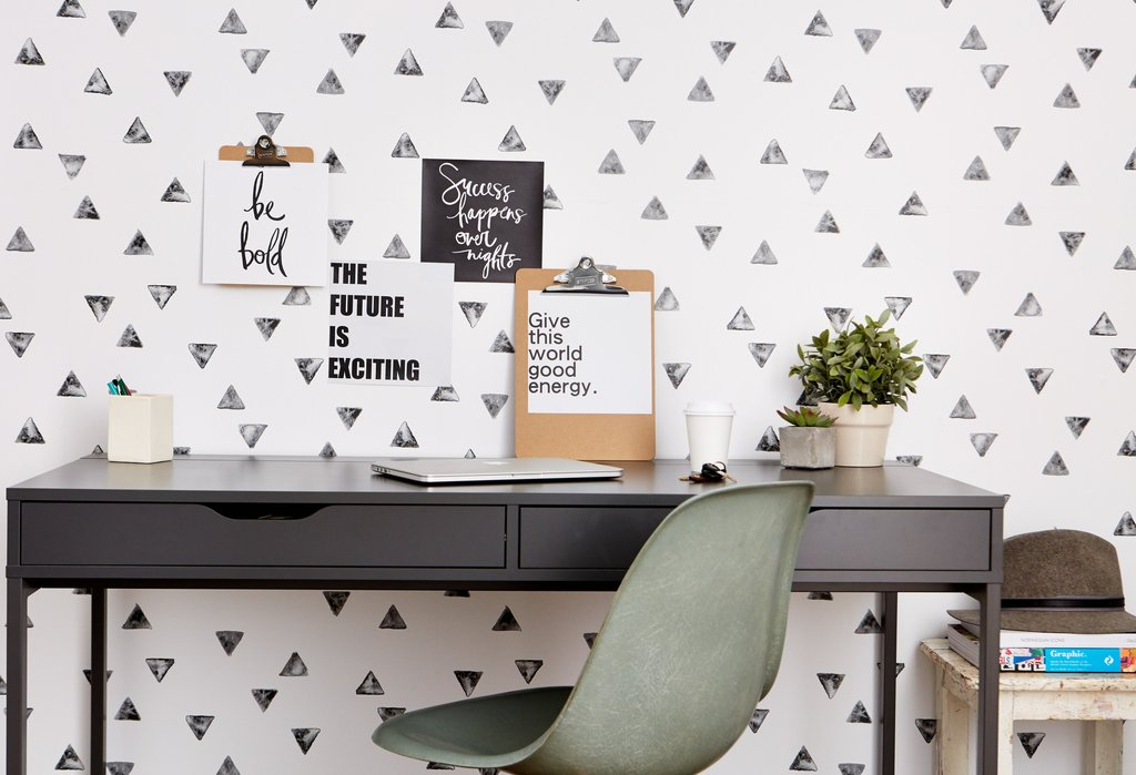 Stamped Triangle Chasing Paper 1024x699