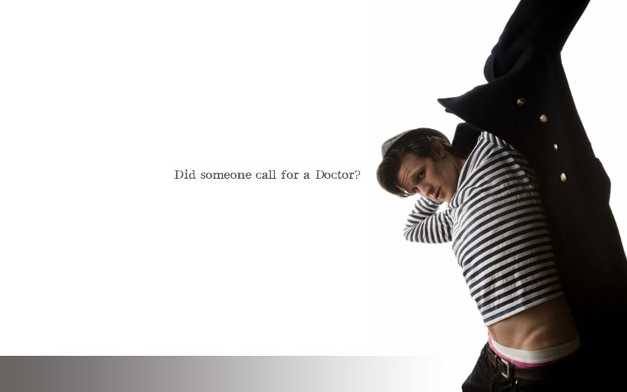 Matt Smith Wallpaper by WildeMoon 900x563