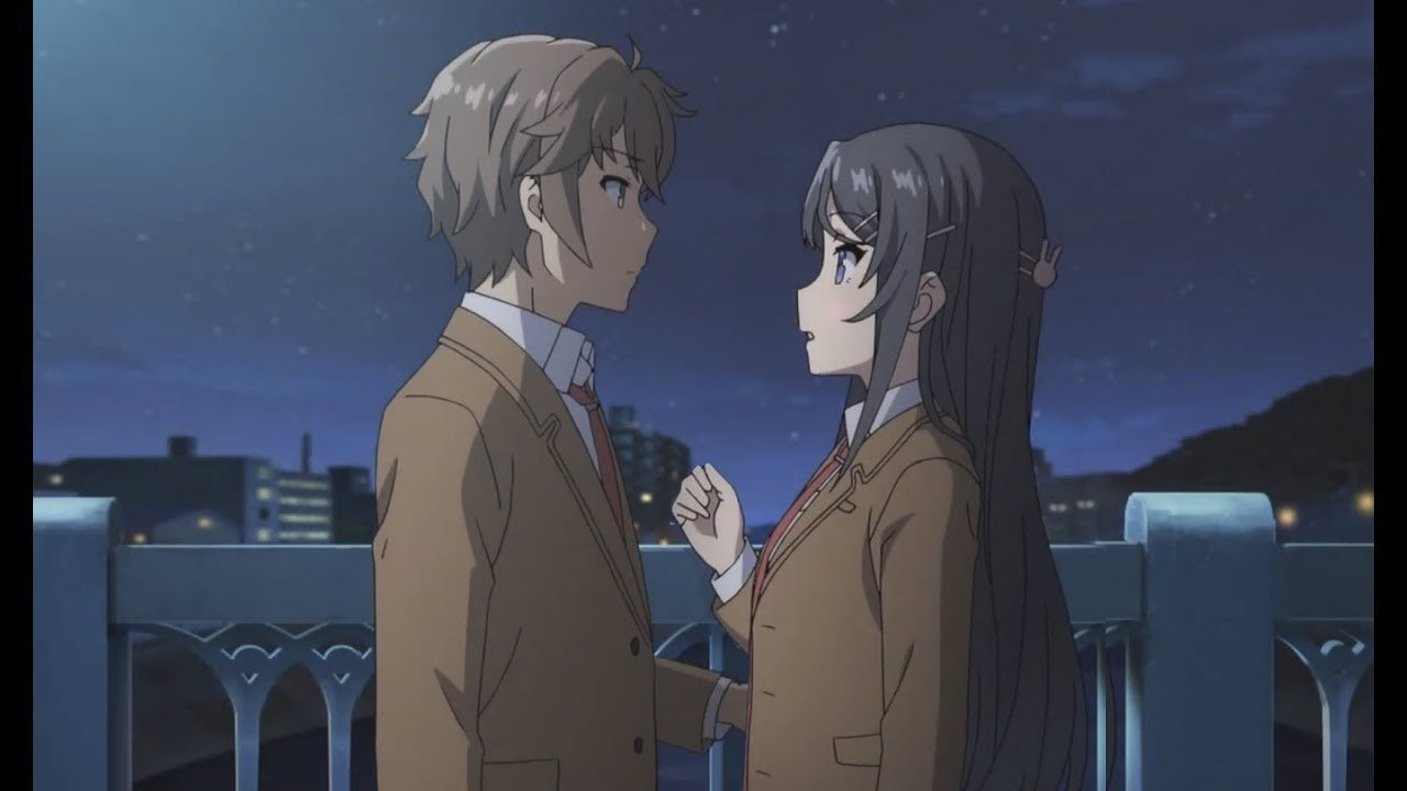 Free Download Rascal Does Not Dream Of Bunny Girl Senpai Anime Now