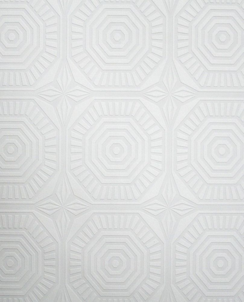 Medallion Panel White Paintable Wallpaper The Home Depot Canada 809x1000