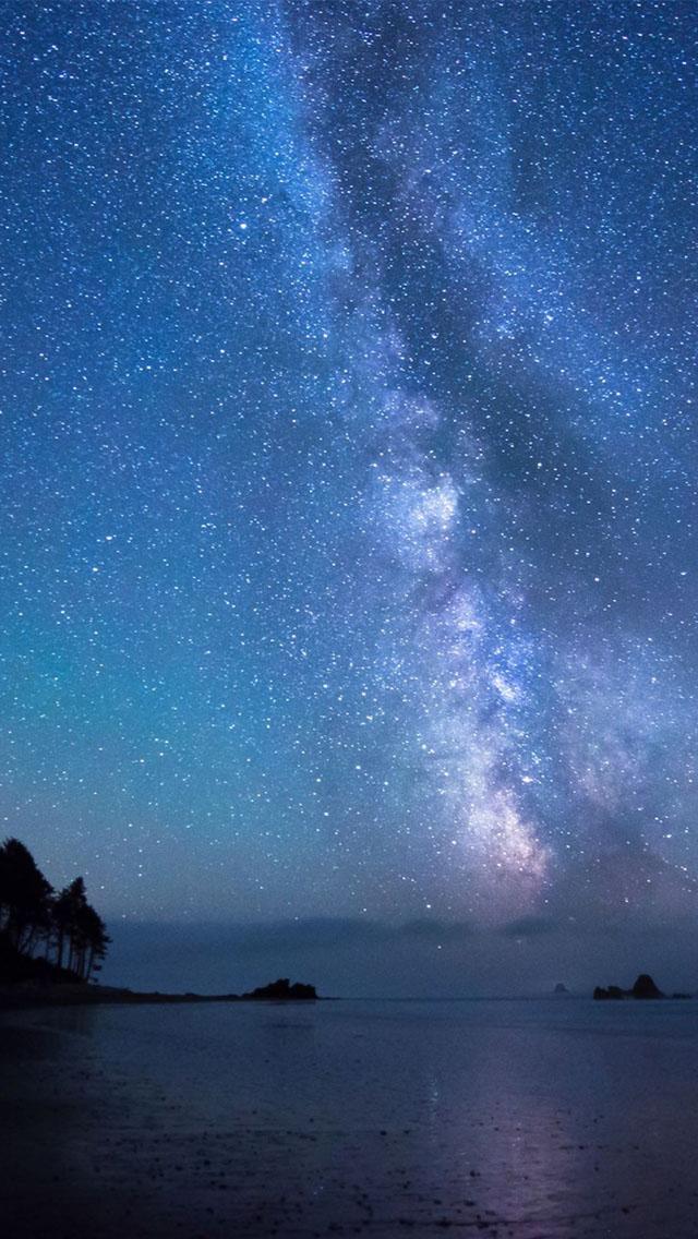 Night Sky 640x1136