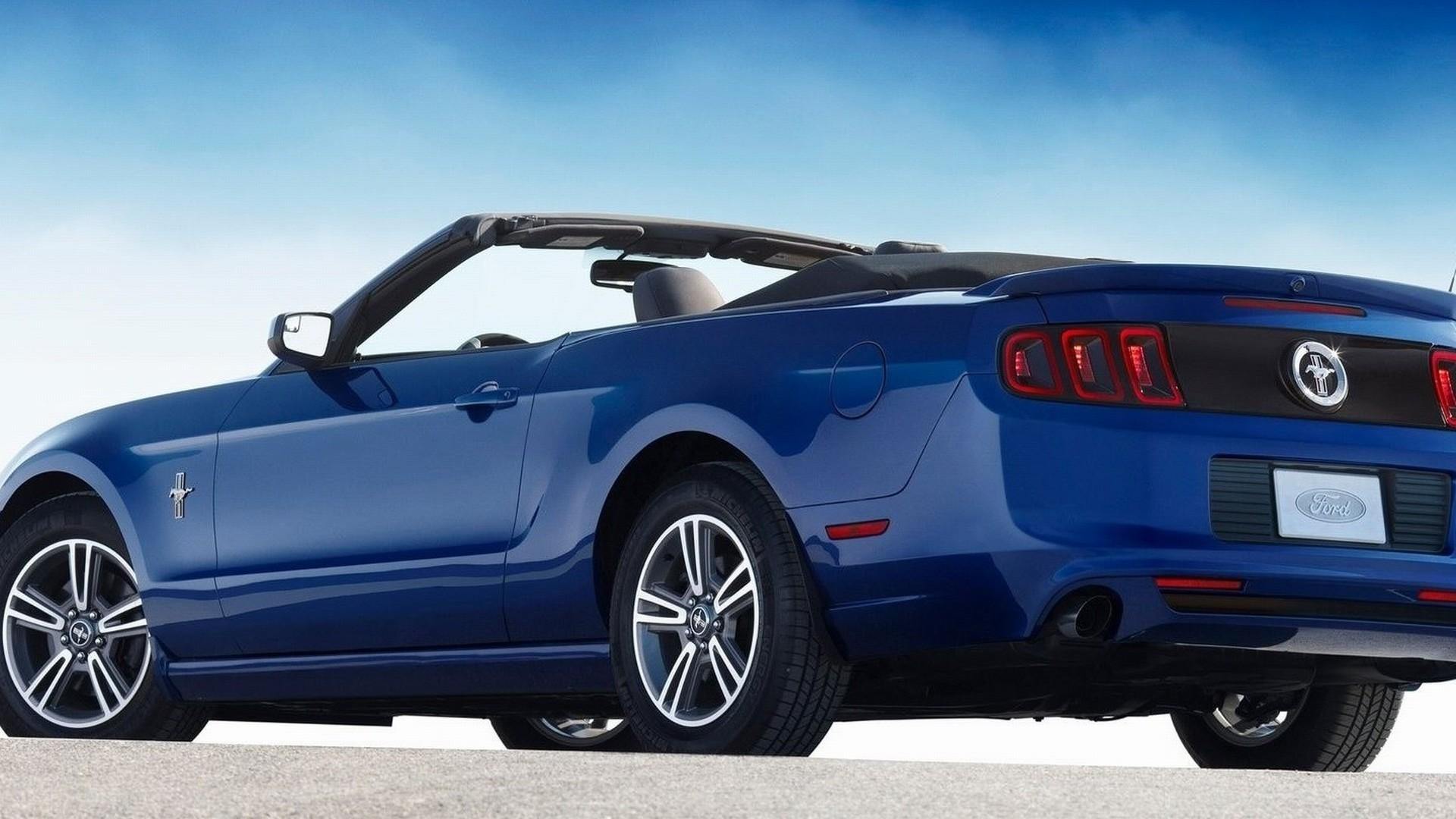Ford Mustang 2013 1920x1080 WallpapersFord Mustang 1920x1080 1920x1080